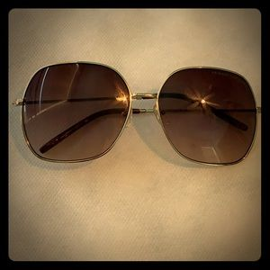 Armani exchange sun glasses